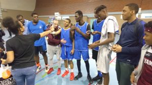 Tournoi de basket « Basket In the AIR »